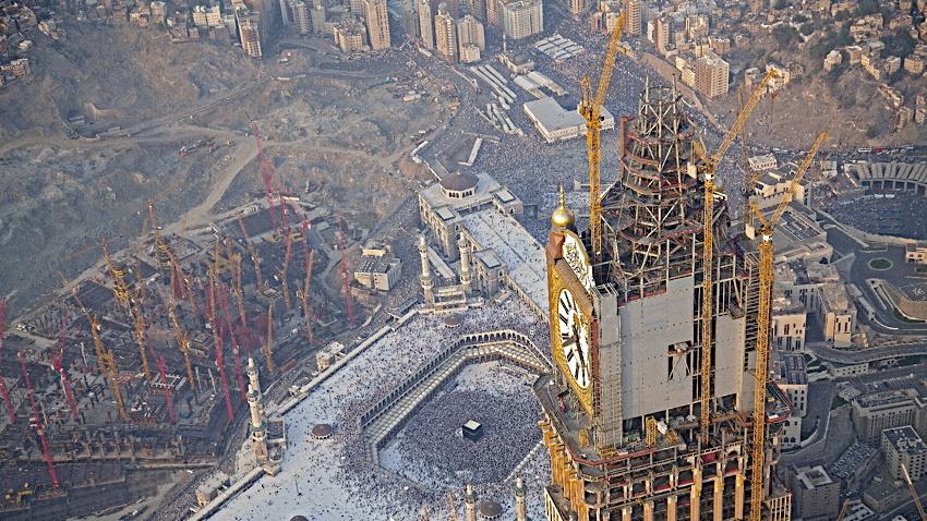 Die Turmuhr Zu Mekka